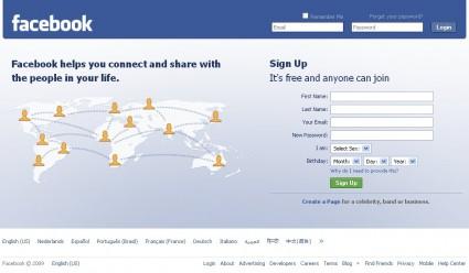 facebook-aanmelden