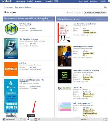 facebook-groepen