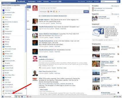 facebook-toepassingen