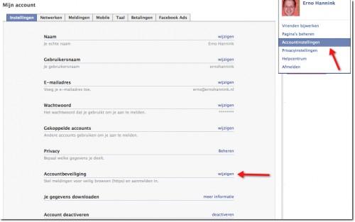 Facebook Aanmelden Nederlands