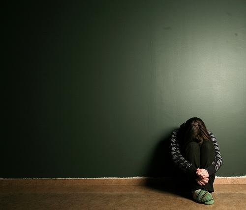 Je nergens bij voelen horen en trauma Eenzaam-aegishjalmur-2288932018