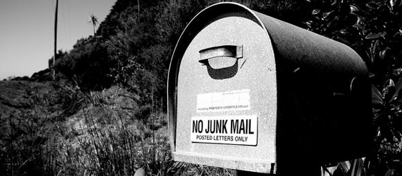 persoonlijke informatie in je inbox