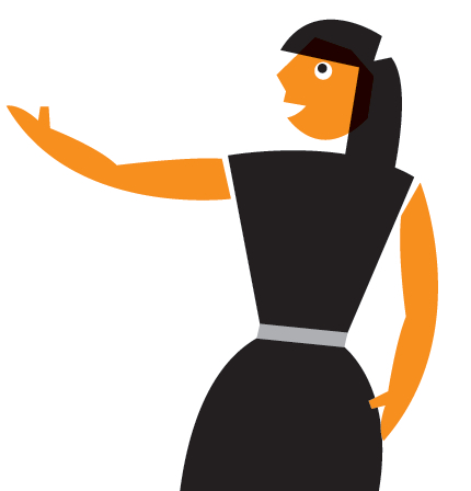 Kies je doelgroep - sjabloon klanten inzicht