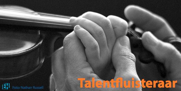 Talent fluisteraar