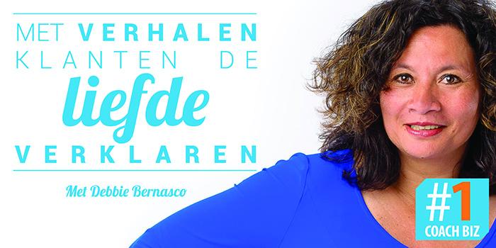 Debbie Bernasco verhalen liefde