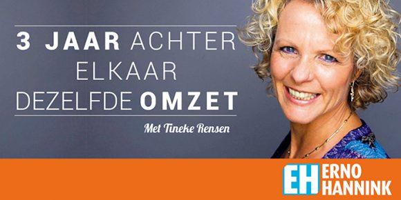 Tineke Rensen business coach ondernemer