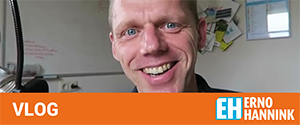 Daily Vlog Erno Hannink