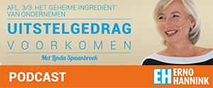 Erno Hannink Podcast met Linda Spaanbroek