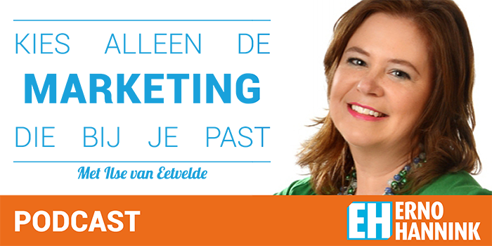 Ilse van Eetvelde podcast