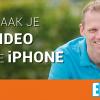 vide maken iphone