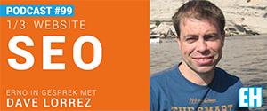 Erno Hannink Podcast met Dave Lorrez