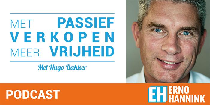 102 Hugo Bakker passief verkopen